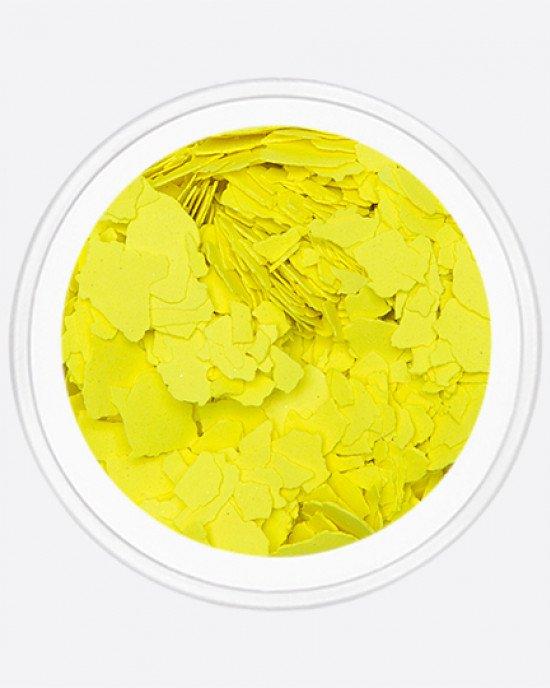 Акрил раскатанный желтый