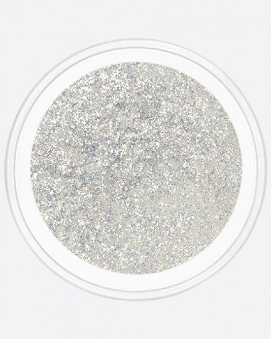 Микрослюда белый в золото