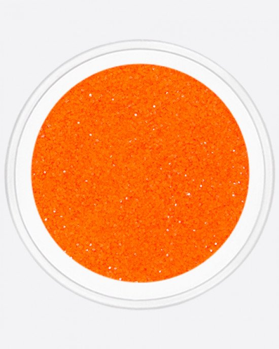 Манка ярко-оранжевый