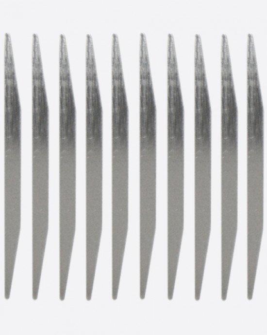 Шаблон № 3 для моделирования линии улыбки без запила