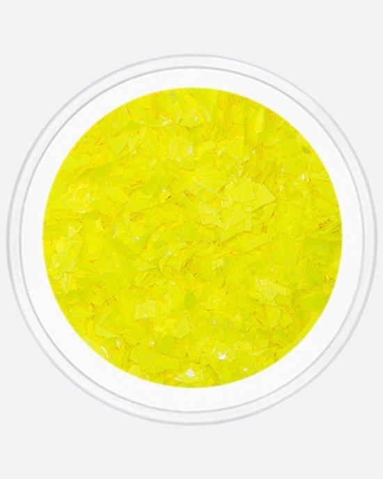 Слюда желтый