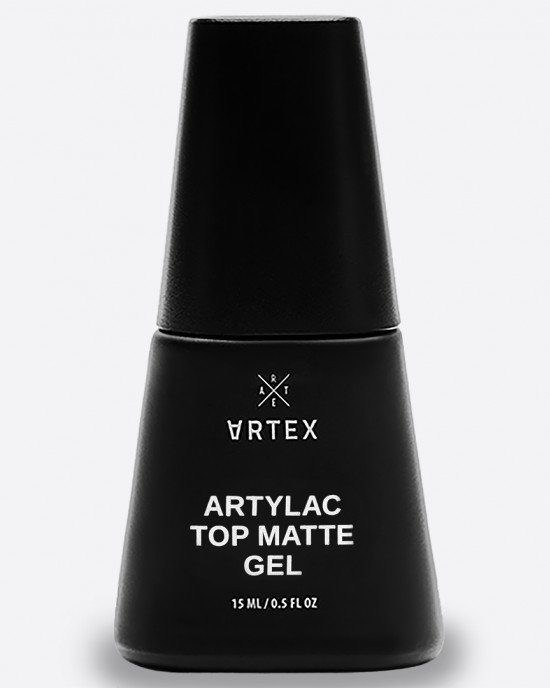 ARTEX artylac top matte gel 15 мл