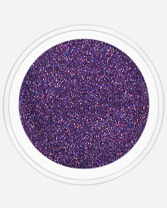 Мерцающая пыль, фиолетовый, голографика