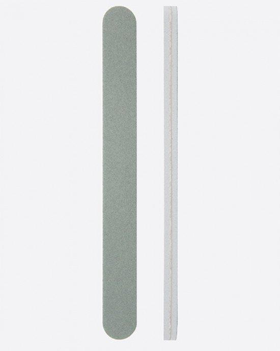 Баф для полировки ногтей овал зеленый 400/4000 грит