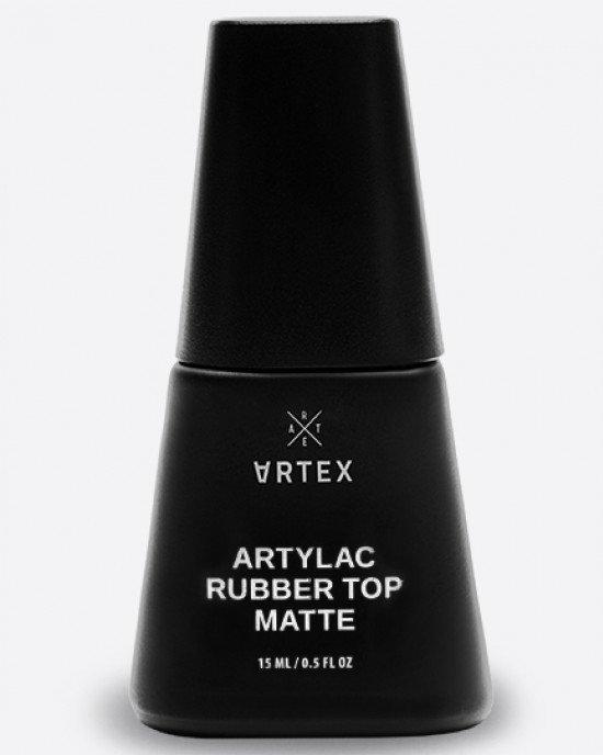 ARTEX artylac rubber top matte 15 мл