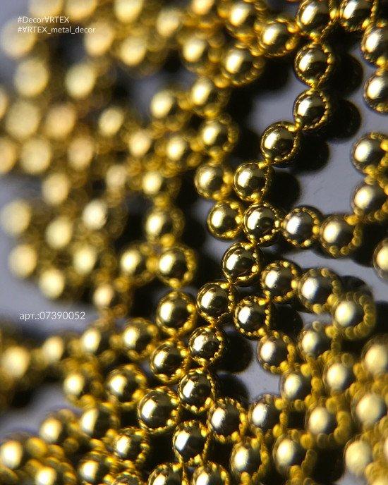Бульонка, золото 0,6мм