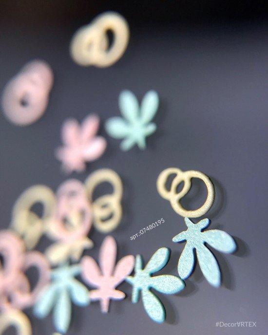 Декор, цветы, геометрия 195