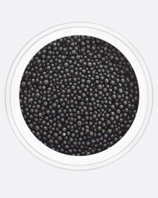 Бульонка, черный 0,4мм-0,8мм
