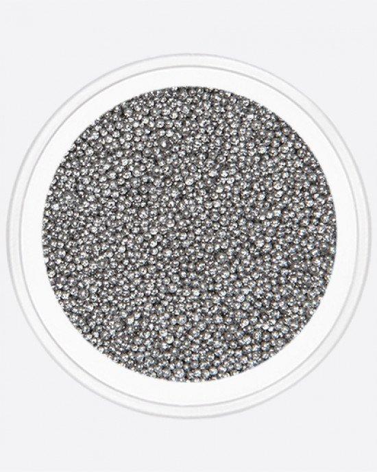 Бульонка светло-серебряный 0,4мм-0,6мм