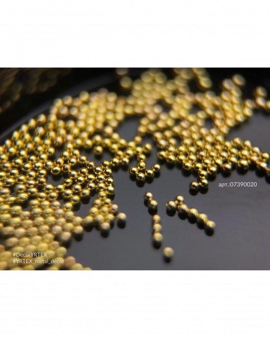 Бульонка, золото 0,4мм